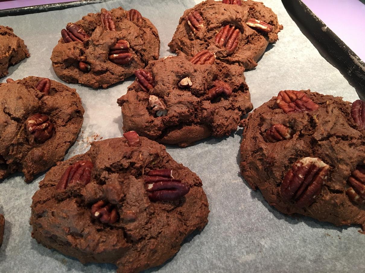 Cookies sans beurre indice glycémique bas