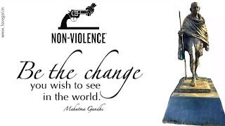 Mahatma Gandhi jayanti quotes