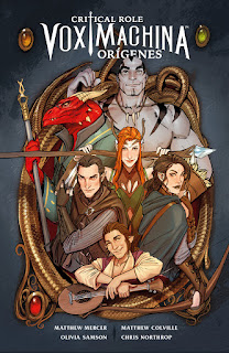 CRITICAL ROLE VOX MACHINA ORÍGENES