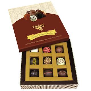 Chocholik Exclusive Signature Belgium Chocolates Truffles