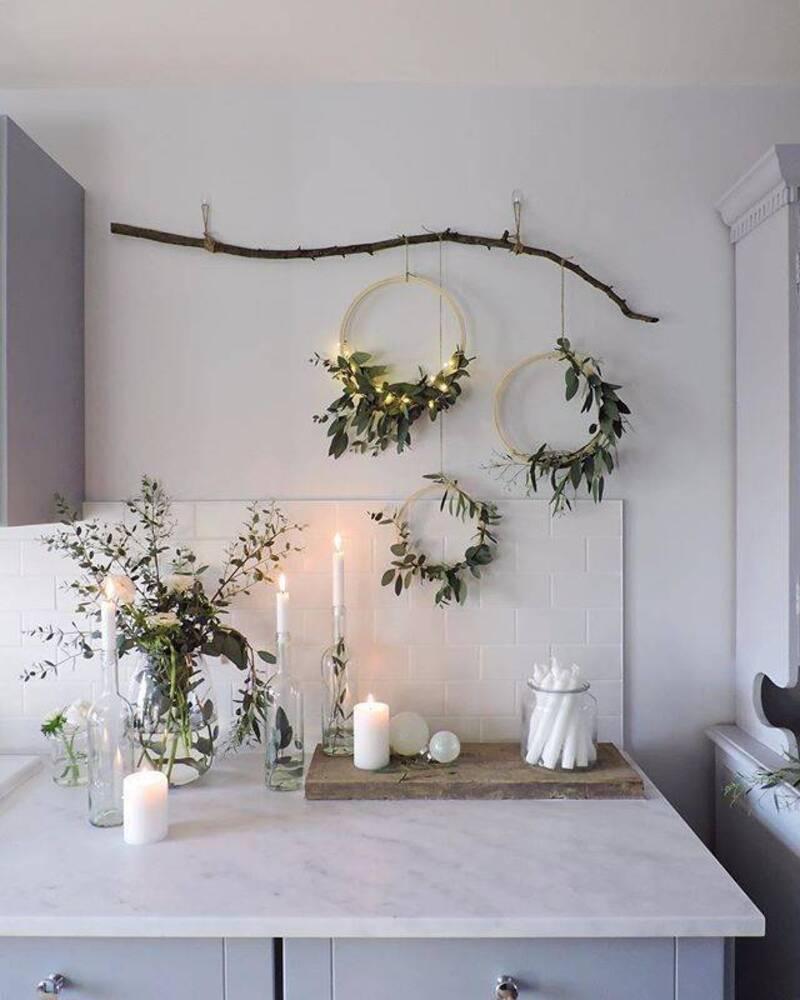 Coronas de flores para decorar + Sorteo_9