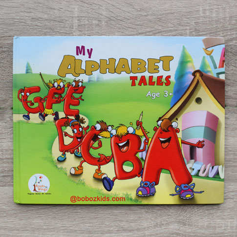 My Alphabet Tales, Board Book s for 3 year olds in Port Harcourt, Nigeria