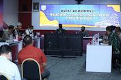 Panglima TNI, Kapolri dan Kepala BNPB Siapkan Strategi Tekan Kasus Covid-19 di Kudus
