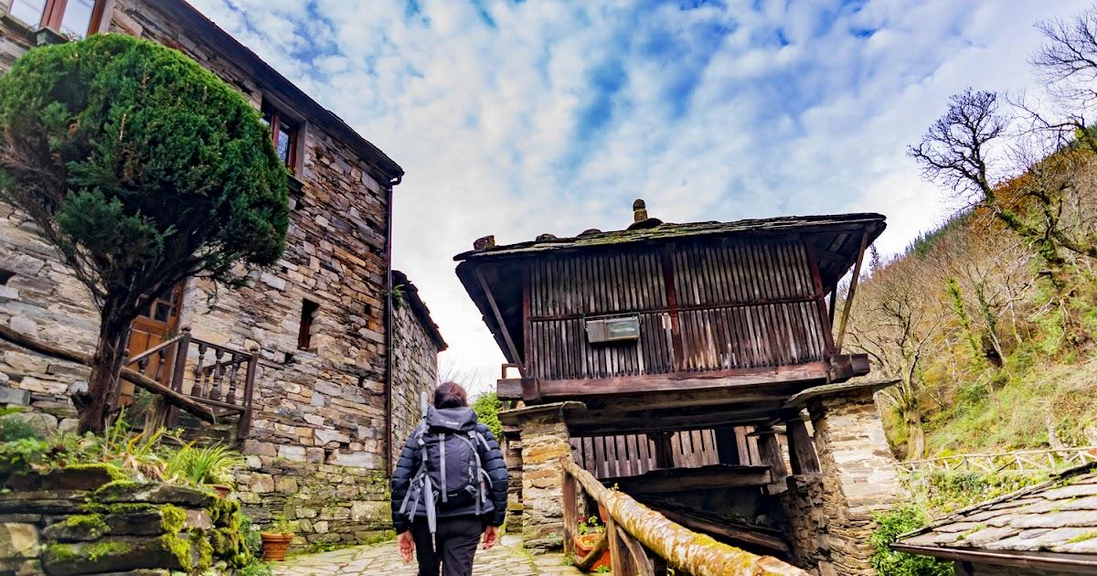 Taramundi y Oscos, el otoño en Asturias