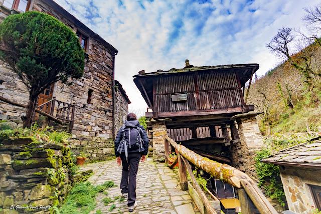 Caserio de Os Teixois, Taramundi - Asturias