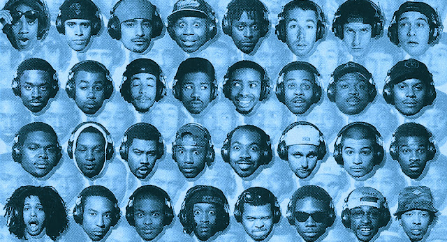 Das Native Tongues Supergroup Mixtape