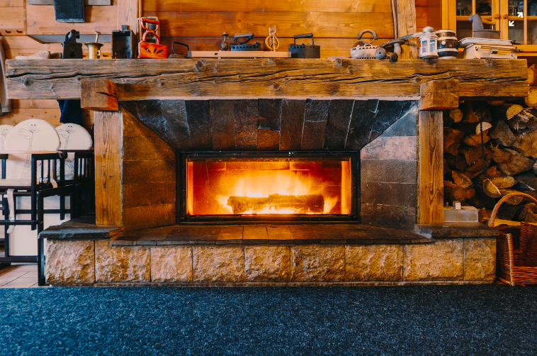 Heating British Cottages With Firewood This Winter