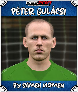 PES 2017 Faces Peter Gulacsi by Sameh Momen