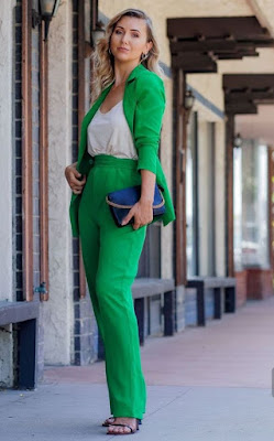 Green Outfits Ideas for Ladies