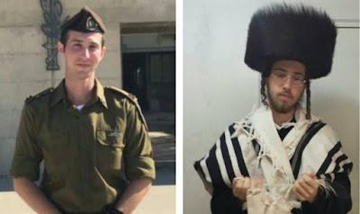 Bisneto de rabino ultraortodoxo se forma na Escola de Oficiais do Exército de Israel