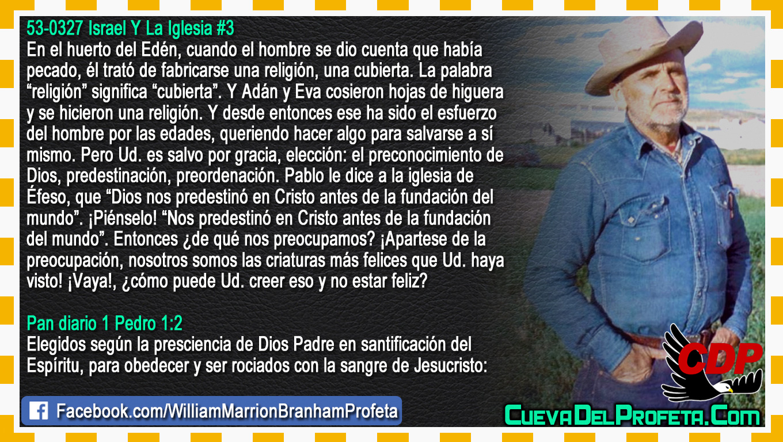 Nosotros somos las criaturas más felices - William Branham en Español