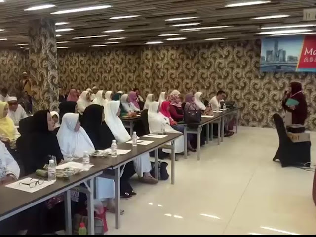 Adventorial: Kegiatan Manasik Umroh Lembaga Tour & Travel ASAFI Lampung, Untuk Keberangkat Jamaah 21 Maret 2020.