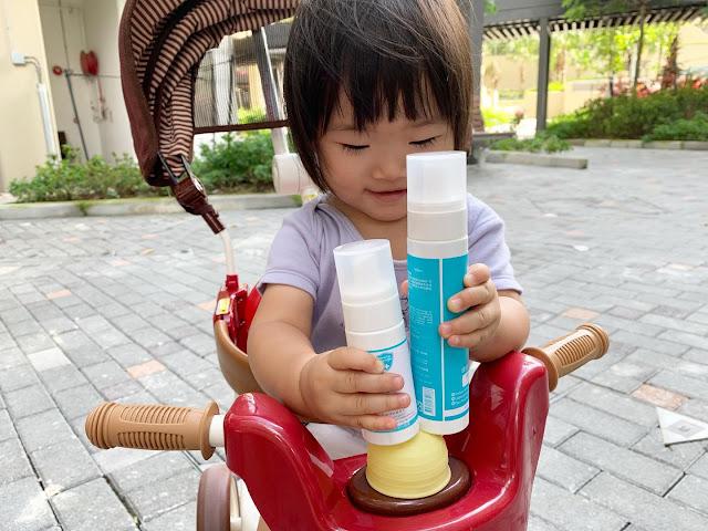 【育兒】荷花BB展|防疫加強版白因子消毒抗菌液|噴呀、噴呀