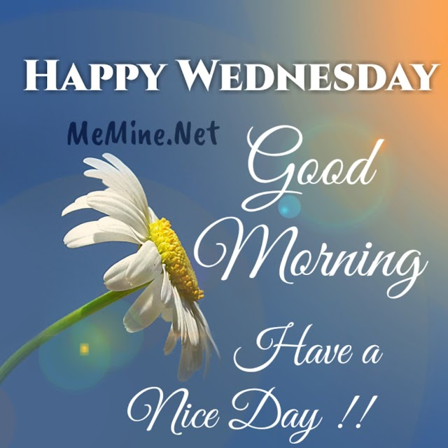 Happy Wednesday Wishes for Wednesday