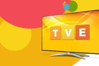 Sinal digital da TVE