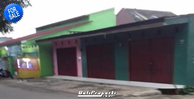 jual rumah toko di bogor