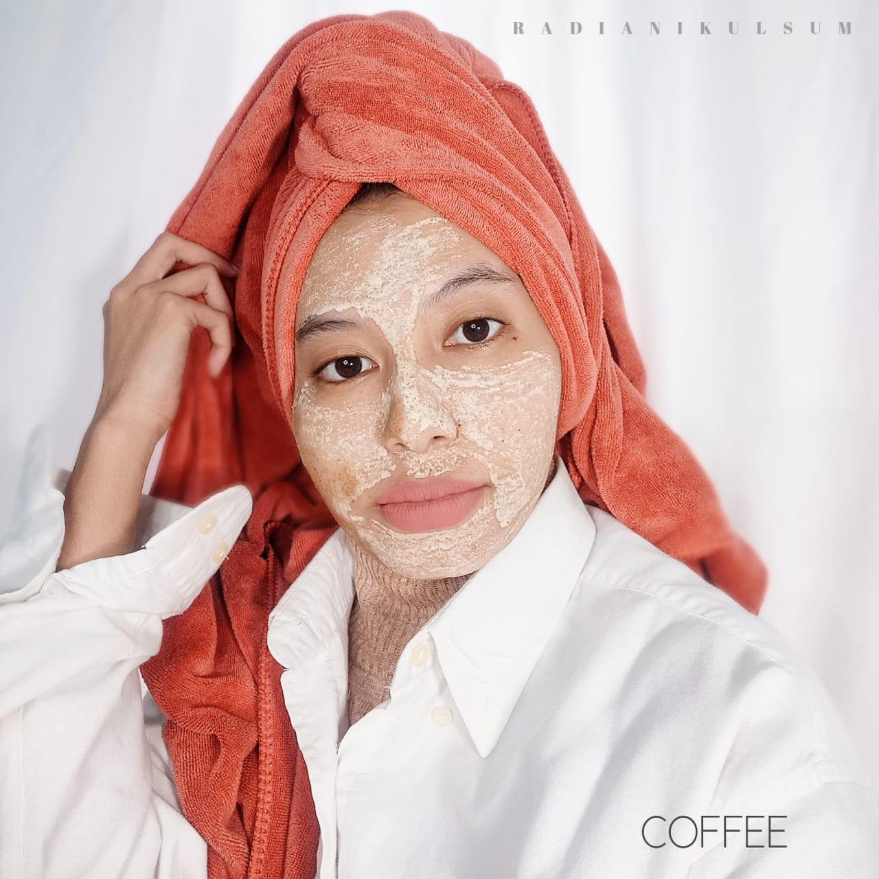 Saafar Beaute Coffee Face Mask