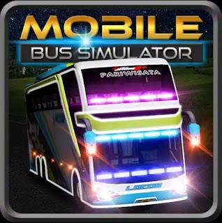 Mobile Bus Simulator Mod Apk uang tidak terbatas