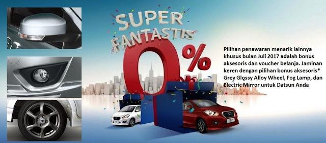 Promo Datsun Terbaru Juli 2017