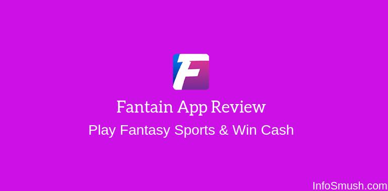 fantain app referral code