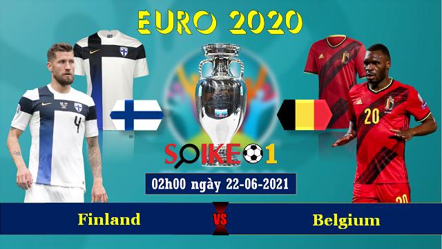 Finland Vs Belgium LIVE [ 1:30 AM ]