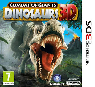 Free Download Combat of Giants Dinosaurs 3D 3DS CIA Region Free