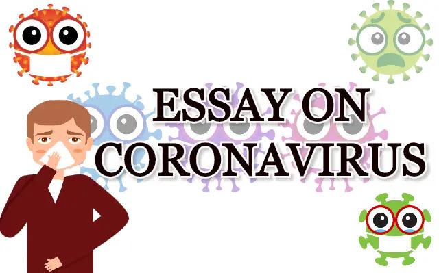 Essay on coronavirus