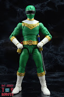 Power Rangers Lightning Collection Zeo Green Ranger 13