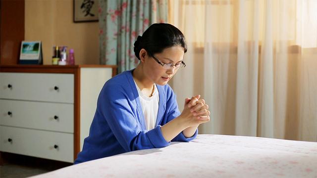 全能神教會, 基督禱告, 依靠神