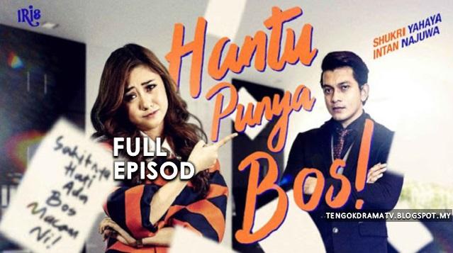 Drama Hantu Punya Bos – Full Episod (HD)