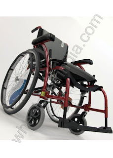 Karma S Ergo 105 Wheelchair
