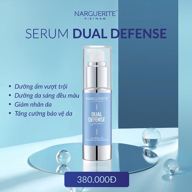 serum chống lão hóa dual defense