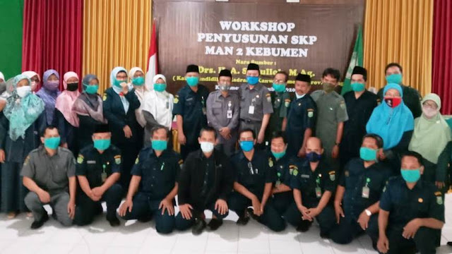 Workshop MAN 2 Kebumen