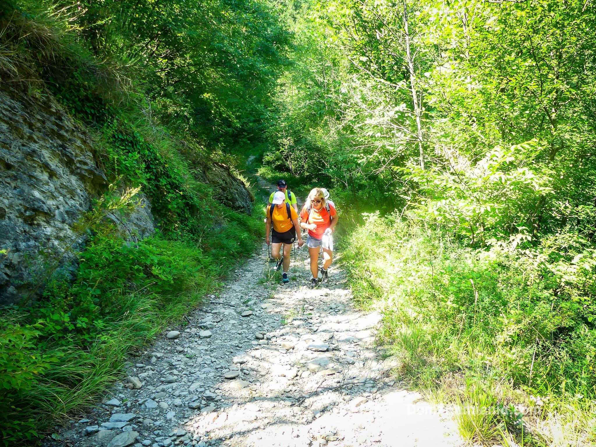 Trekking Dom z Kamienia, Marradi 2021