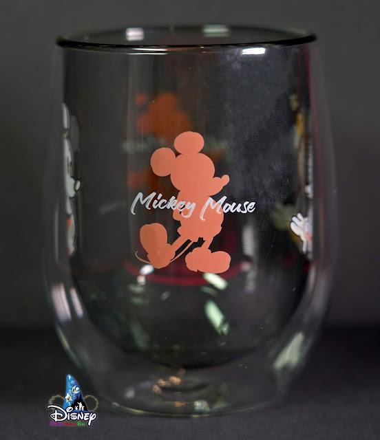Disney, 7-Eleven Hong Kong,迪士尼奇幻世界, 迪士尼限量版奇幻雙層玻璃杯