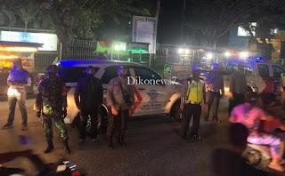 Cegah Penularan Covid -19, Polres Tanjung Balai Gencar Laksanakan Ops Yustisi