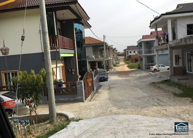 Sejarah Jual-beli Lot Tanah Geran Kongsi atau Tanah Lot Lidi di Negeri Selangor