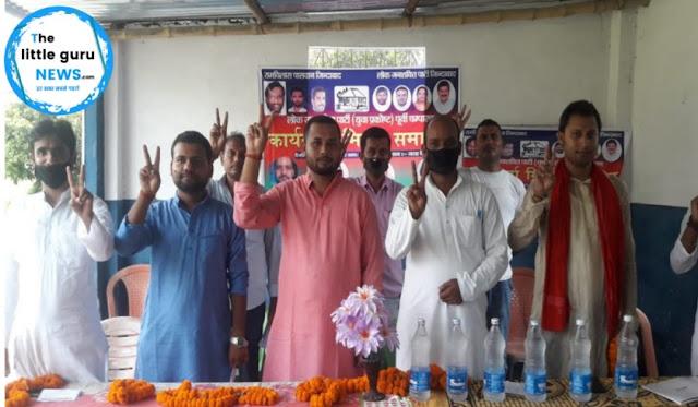 बिहार विधानसभा चुनाव में लोजपा केसरिया से लड़ेगी