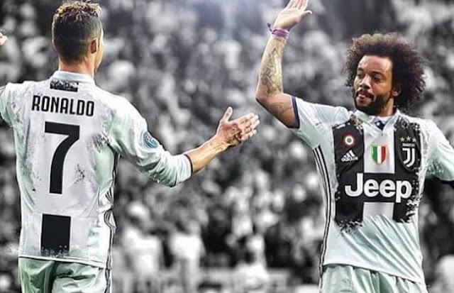 Ronaldo Request Marcelo di Juventus