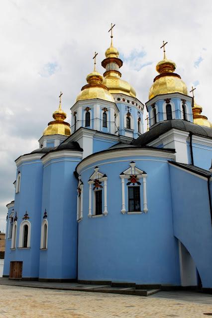 Тыльная часть Михайловского собора