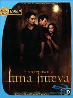 Crepusculo Luna Nueva [2009] HD [1080p] Latino [GoogleDrive] SilvestreHD