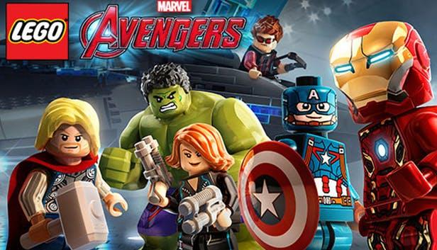 Llego Marvel's avengers