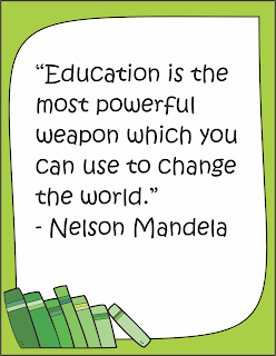 Quotation Nelson Mandela