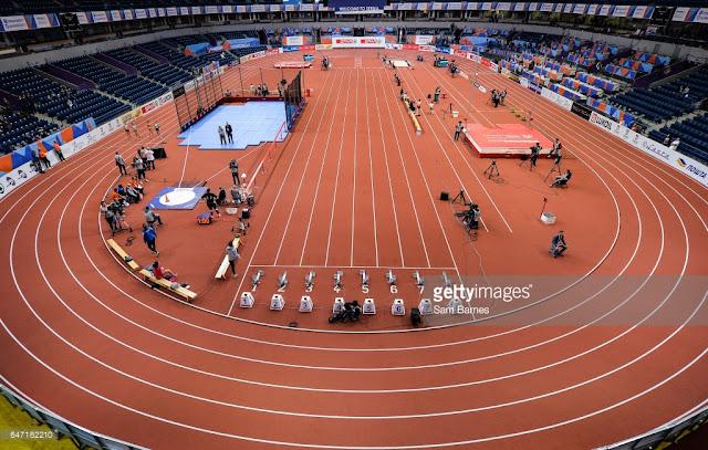 ATLETISMO - Campeonato de Europa en pista cubierta masculino 2017 (Belgrado, Serbia)