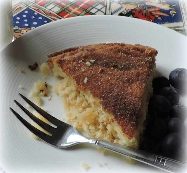 Cinnamon Tea Cake
