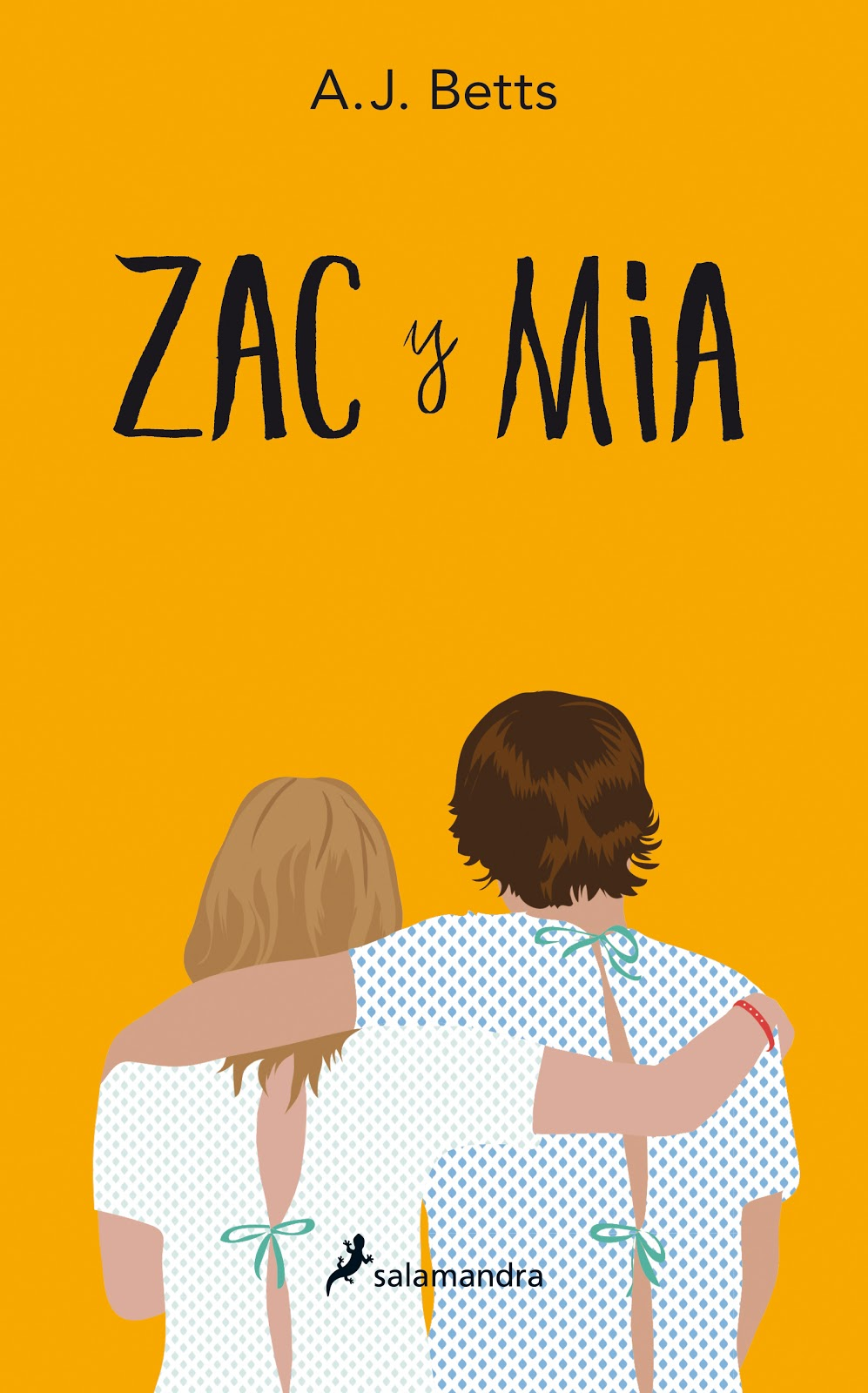 Zac & Mia (A.J. Betts