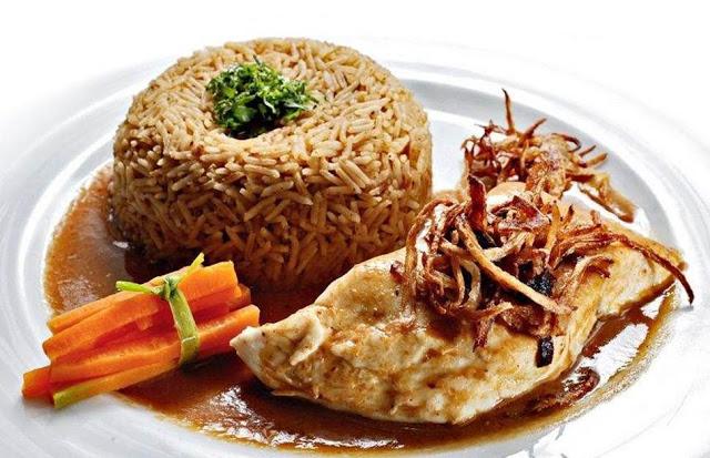 Lebanese sayediyeh fish and rice recipe arabic food recipes lebanese sayediyeh fish and rice forumfinder Image collections