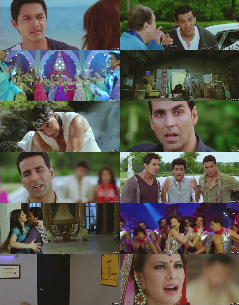 HouseFull 2 2012 Full Hindi Movie Online Watch