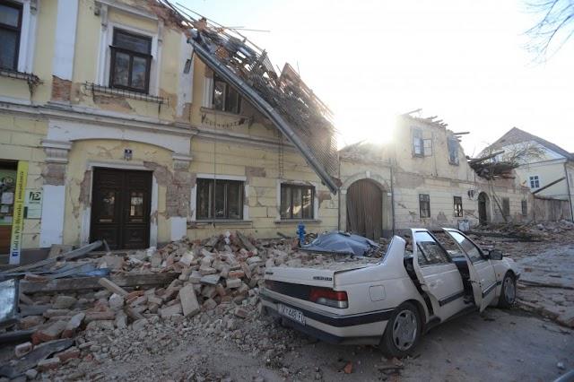 Így segített a horvát földrengés áldozatainak egy magyar szakács
