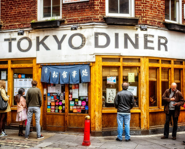 9 Tempting Cheap Eats in London, london trip